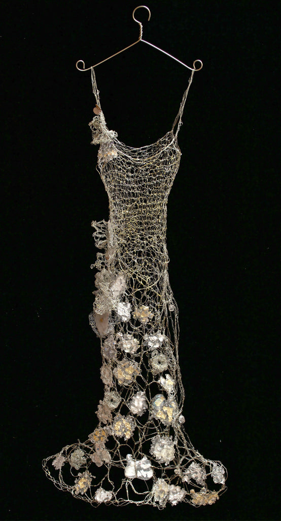 Vitro Tapetum (Glass Tapestry) Dress