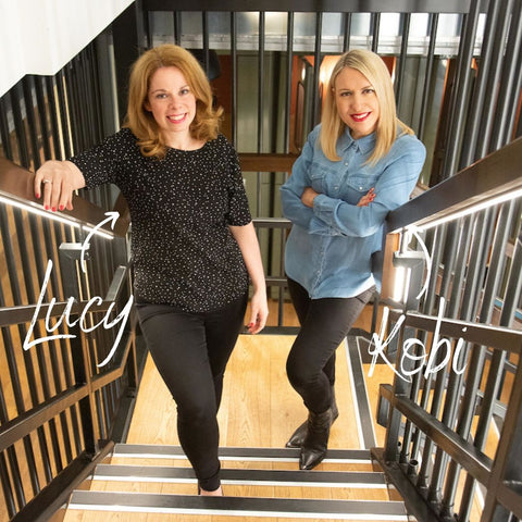 Dr Fertility Founders Kobi McCardle Lucy Buckley