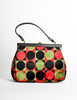 Vintage 1960s Mod Carpet Bag - Amarcord Vintage Fashion  - 2