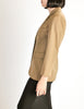 Alaïa Vintage Beige Tailored Blazer - Amarcord Vintage Fashion  - 6