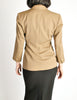 Alaïa Vintage Beige Tailored Blazer - Amarcord Vintage Fashion  - 7