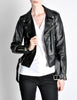 Amarcord Recycled Leather Motorcycle Jacket - Amarcord Vintage Fashion  - 4