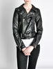 Amarcord Recycled Leather Motorcycle Jacket - Amarcord Vintage Fashion  - 2