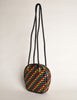 Bottega Veneta Vintage Intrecciato Multicolor Woven Leather Shoulder Bag - Amarcord Vintage Fashion  - 4