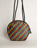 Bottega Veneta Vintage Intrecciato Multicolor Woven Leather Shoulder Bag - Amarcord Vintage Fashion  - 6