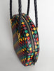 Bottega Veneta Vintage Intrecciato Multicolor Woven Leather Shoulder Bag - Amarcord Vintage Fashion  - 8