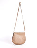 Bottega Veneta Vintage Intrecciato Mushroom Brown Woven Leather Crossbody Bag - Amarcord Vintage Fashion  - 4