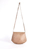 Bottega Veneta Vintage Intrecciato Mushroom Brown Woven Leather Crossbody Bag - Amarcord Vintage Fashion  - 5