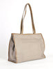 Carlos Falchi Vintage Musician Patchwork Leather Canvas Tote Bag - Amarcord Vintage Fashion  - 4