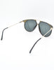 Carrera Vintage Smoke Grey Aviator Sunglasses 5415 - Amarcord Vintage Fashion  - 6