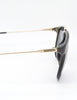 Carrera Vintage Smoke Grey Aviator Sunglasses 5415 - Amarcord Vintage Fashion  - 5