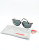 Carrera Vintage Smoke Grey Aviator Sunglasses 5415 - Amarcord Vintage Fashion  - 7
