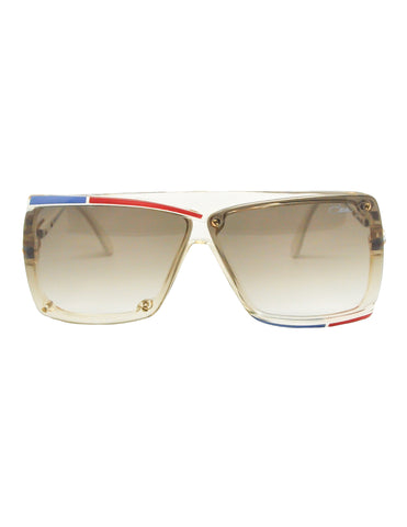 Cazal Vintage Red and Blue Sunglasses 859 278