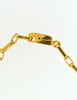 Cèline Vintage Brown & Gold Enamel Horse Carriage Logo Necklace - Amarcord Vintage Fashion  - 7