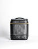Chanel Vintage Black Cosmetic Case - Amarcord Vintage Fashion  - 6