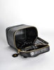 Chanel Vintage Black Cosmetic Case - Amarcord Vintage Fashion  - 7