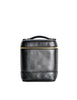 Chanel Vintage Black Cosmetic Case - Amarcord Vintage Fashion  - 1
