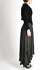 Chanel Vintage Black Velvet Chiffon Corset Dress & Bolero Jacket - Amarcord Vintage Fashion  - 10