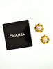 Chanel Vintage Gripoix Gold Twisted Ribbon Earrings - Amarcord Vintage Fashion  - 5