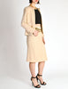 Chanel Vintage Pale Tan Wool Two-Piece Suit - Amarcord Vintage Fashion  - 6