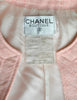 Chanel Vintage Pink Nubby Tweed Two-Piece Suit - Amarcord Vintage Fashion  - 9