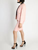 Chanel Vintage Pink Nubby Tweed Two-Piece Suit - Amarcord Vintage Fashion  - 4