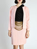 Chanel Vintage Pink Nubby Tweed Two-Piece Suit - Amarcord Vintage Fashion  - 6