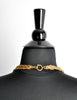 Chanel Vintage Gold Quilted Handbag Necklace - Amarcord Vintage Fashion  - 6