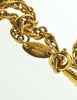 Chanel Vintage Gold Rhinestone Magnifying Glass Loupe Necklace - Amarcord Vintage Fashion  - 10