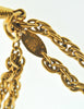 Chanel Vintage Gold Rhinestone Magnifying Glass Loupe Necklace - Amarcord Vintage Fashion  - 11