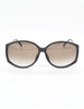 Christian Dior Vintage Black and Gold Sunglasses 2758 - Amarcord Vintage Fashion  - 2