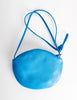Christian Dior Vintage Blue Leather Crossbody Bag - Amarcord Vintage Fashion  - 6