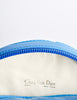 Christian Dior Vintage Blue Leather Crossbody Bag - Amarcord Vintage Fashion  - 8