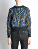 Christian Dior Vintage Metallic Sweater - Amarcord Vintage Fashion  - 6