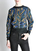 Christian Dior Vintage Metallic Sweater - Amarcord Vintage Fashion  - 3