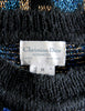 Christian Dior Vintage Metallic Sweater - Amarcord Vintage Fashion  - 7