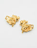 Christian Lacroix Vintage Sacred Heart Earrings - Amarcord Vintage Fashion  - 6