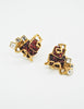 Christian Lacroix Vintage Sacred Heart Earrings - Amarcord Vintage Fashion  - 4