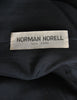 Norman Norell Vintage 1960s Little Black Dress - Amarcord Vintage Fashion  - 7