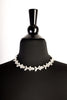 Christian Dior Vintage Crystal Rhinestone Collar Necklace