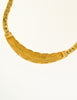 Christian Dior Vintage Gold Swirl Necklace - Amarcord Vintage Fashion  - 6