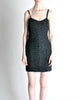 Emporio Armani Vintage Little Black Dress - Amarcord Vintage Fashion  - 2