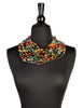 Escada Vintage Multicolor Multistrand Statement Choker Necklace - Amarcord Vintage Fashion  - 1