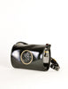 Fendi Vintage Black Leather Janus Bag - Amarcord Vintage Fashion  - 2