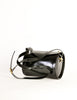Fendi Vintage Black Leather Janus Bag - Amarcord Vintage Fashion  - 5