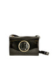 Fendi Vintage Black Leather Janus Bag - Amarcord Vintage Fashion  - 1