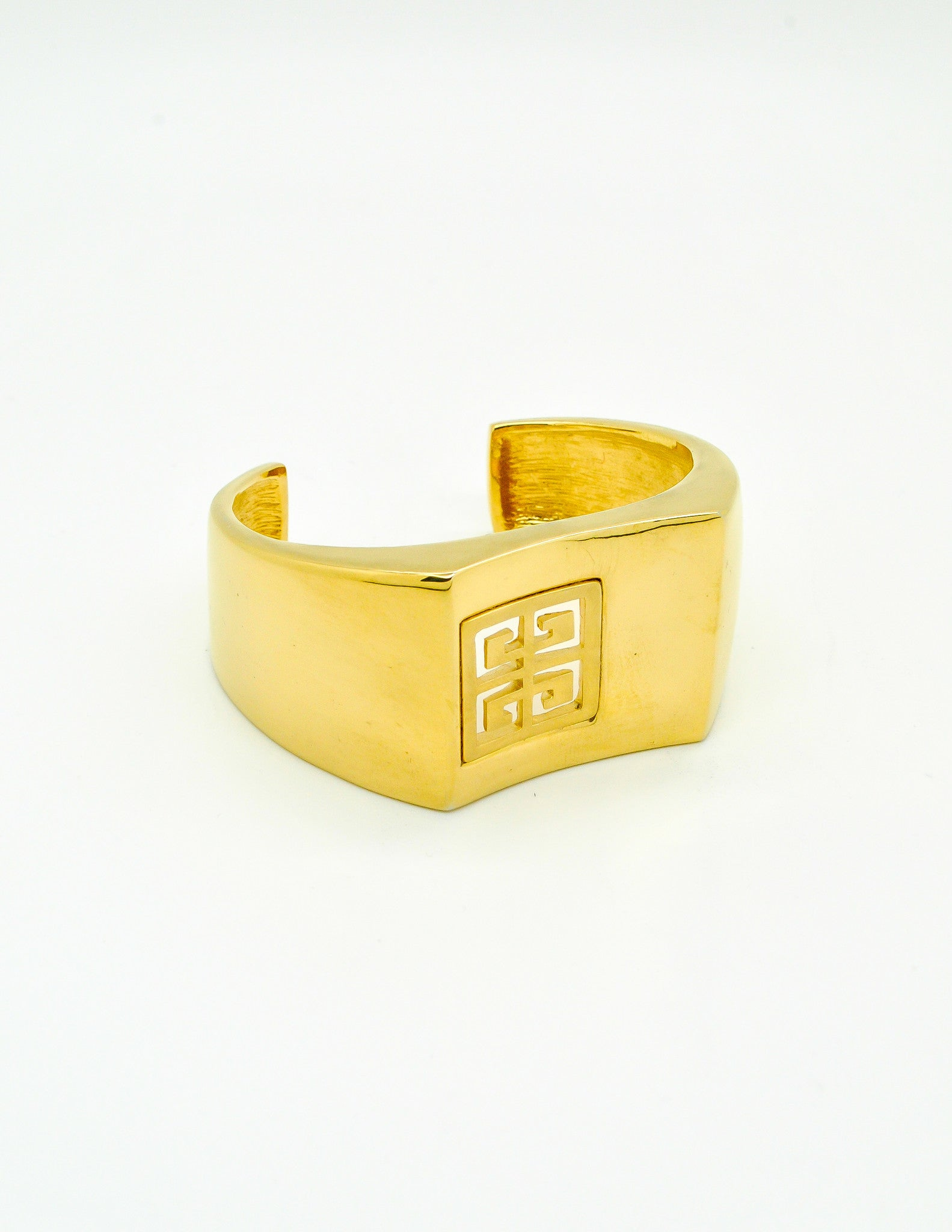 Brushed Gold-tone Cuff - one size Givenchy LB3L9qVl