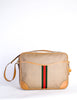 Gucci Vintage Monogram Carry On Messenger Travel Bag - Amarcord Vintage Fashion  - 3