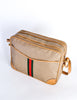 Gucci Vintage Monogram Carry On Messenger Travel Bag - Amarcord Vintage Fashion  - 5