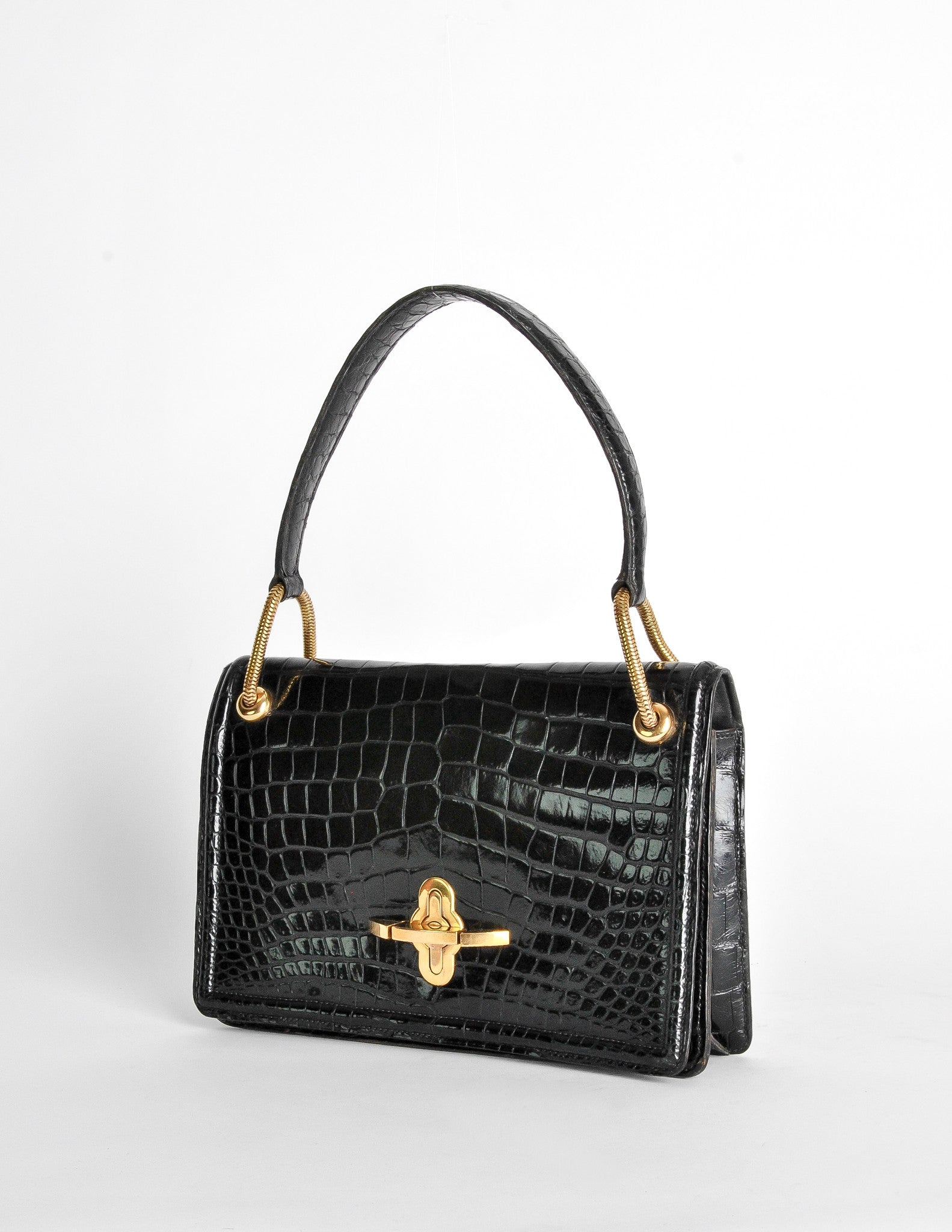 You searched for: black croc bag! Etsy is the home to thousands of handmade, vintage, and one-of-a-kind products and gifts related to your search. No matter what you're looking for or where you are in the world, our global marketplace of sellers can help you find unique and affordable options. Let's get started!